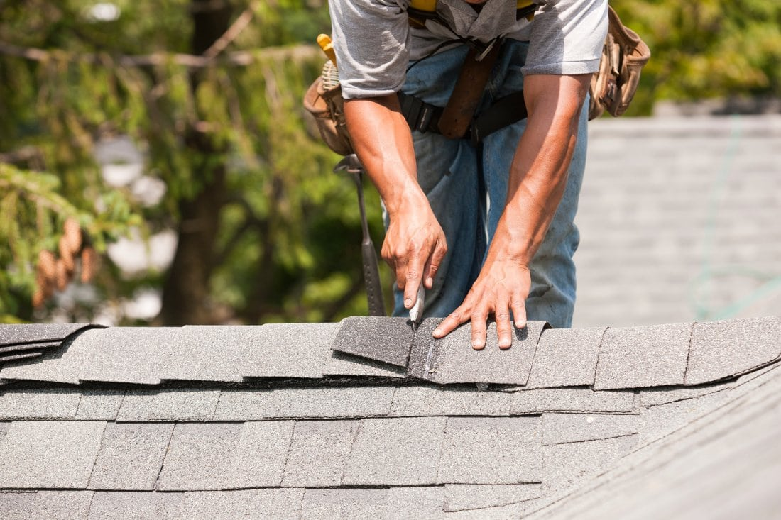 Choosing roofing contractor